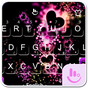 Sparkling Heart Keyboard Theme 6.10.28