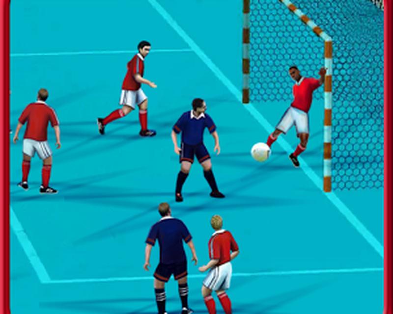 Gambar Animasi Futsal - Gambar Animasi Keren