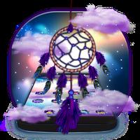 Purple Dream Catcher Theme icon