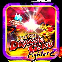 Saiyan Dragon Goku: Fighter Z apk icono