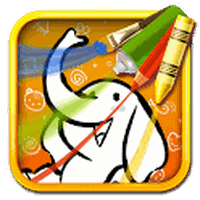 Ikona Color & Draw for kids