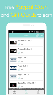 Download Cash Gift - Free Gift Cards 2 7 3 free APK Android