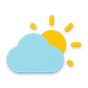 Pogoda i zegar - prosty widget (bez reklam!)