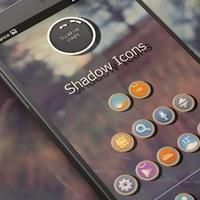 Εικονίδιο του SHADOW THEME APEX/NOVA/ADW/GO apk