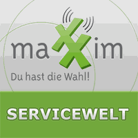 maXXim Servicewelt Icon