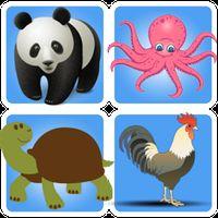 Kinder-Memory-Spiel: Tiere APK Icon