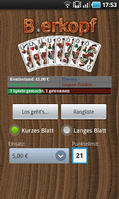 Kartenspiel Download