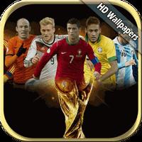 Ícone do Jogadores de Futebol Wallpaper
