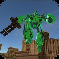 City Robot Battle Simgesi