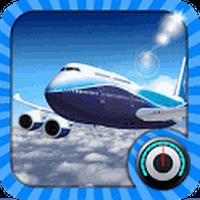 Ícone do Flight Simulator Boeing Free