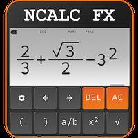 School Scientific calculator casio fx 991 es plus apk icon