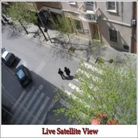 Vue Satellite en direct