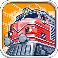Icône de Paper Train Reloaded
