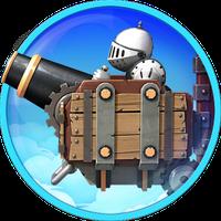 Biểu tượng Hiệp sĩ Hành : Bắt đầu Ném bom