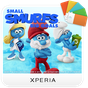 XPERIA™ Team Smurfs™ Theme
