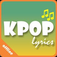 Kpop Lyrics offline Simgesi