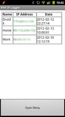 Baixar PHP IP Logger 1 08 APK Android grátis