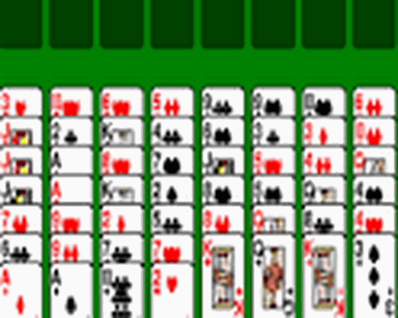 FreeCell card game Android - Free Download FreeCell card