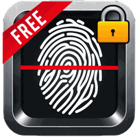 Ícone do apk Bloqueio de tela Fingerprint