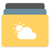 Icône de Weather Timeline - Forecast