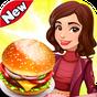 Μαγείρεμα Τροφή Εστιατόριο Burger Πυρετός  APK