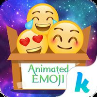 Kika Emoji Animated Sticker apk icon