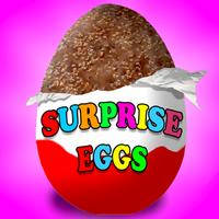 Ícone do Surpresa Ovos Jogos Brinquedos
