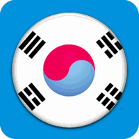 Learn Speak Korean Flashcards apk icon