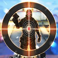 Icône de Roi de Military Shooting