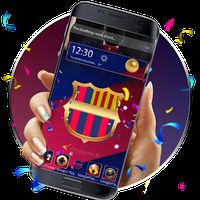 3D football shooting score theme apk icono