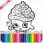 ColorinbBook For Shopkin Fans 2.14 APK