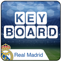 Real Madrid CF Resmi Klavyesi APK Simgesi
