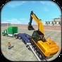 Máy xây dựng xe tải tải trò chơi 1.0