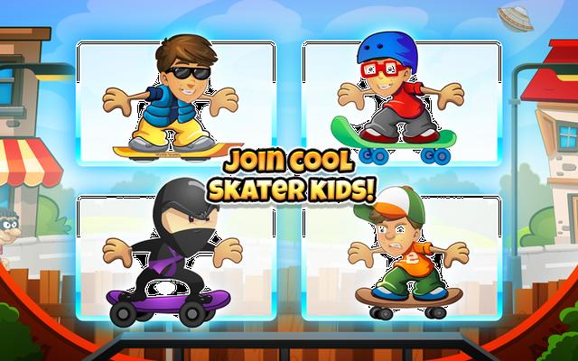 skater boy apk