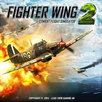 FighterWing 2 Flight Simulator Simgesi