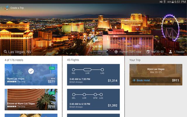 Travelocity Hotels Flights Image 2