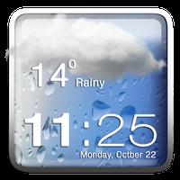 Genial Wetter Uhr Widget App Android Kostenloser Download Genial