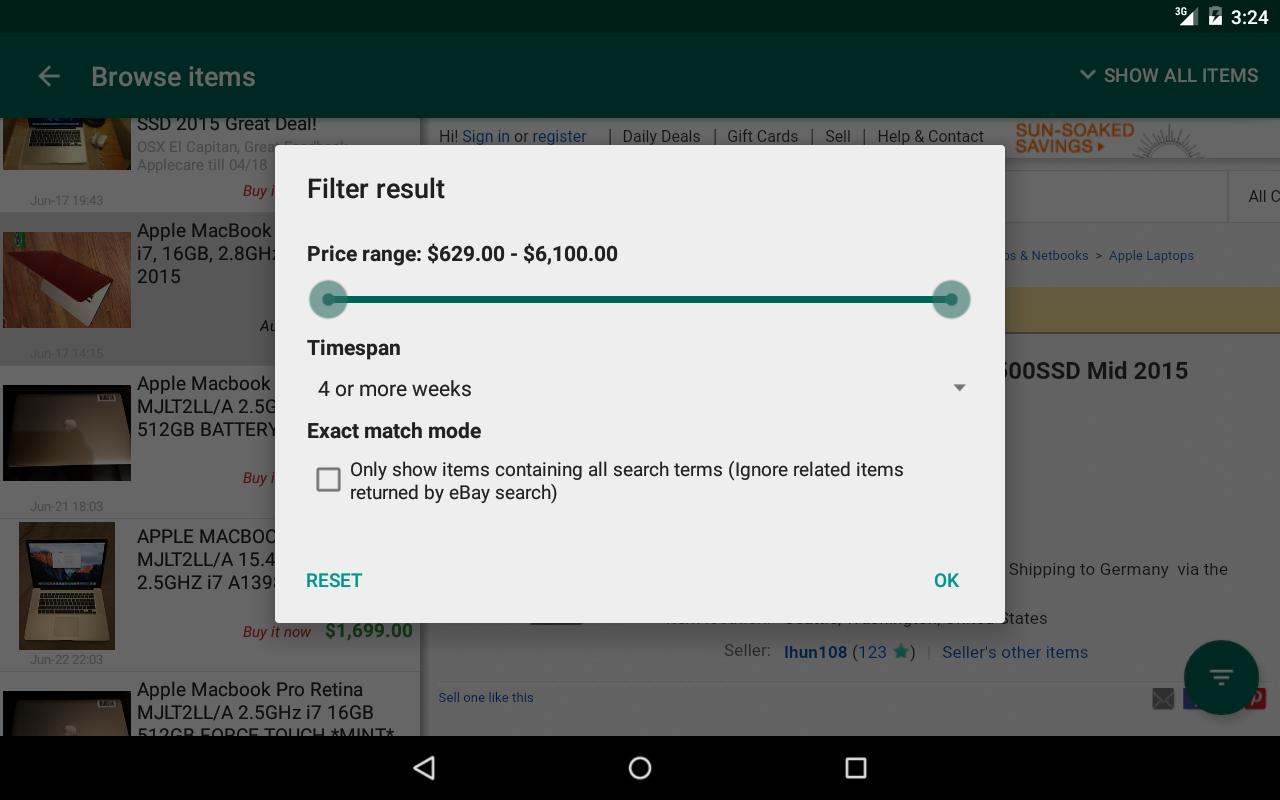 Verkaufswert Rechner Free App Android Kostenloser Download