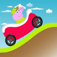 Ícone do Crianças pig feliz