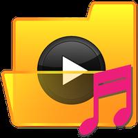 Icoană Dosarul Muzică player (MP3)