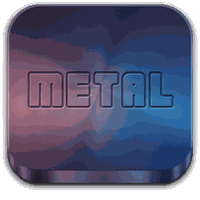 metal apex nova go adw theme android free download metal apex