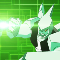 Ultimate Alien Bentenny Diamondhead 10x Transform apk icon
