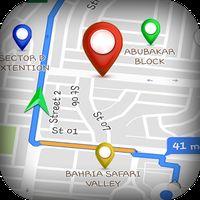Εικονίδιο του GPS πλοήγηση αυτοκινήτου φωνη χαρτεσ για φορτηγα apk