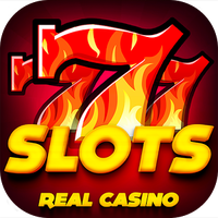 Real Casino - Free Slots Simgesi