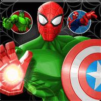 Biểu tượng apk Mix+Smash: Marvel Mashers