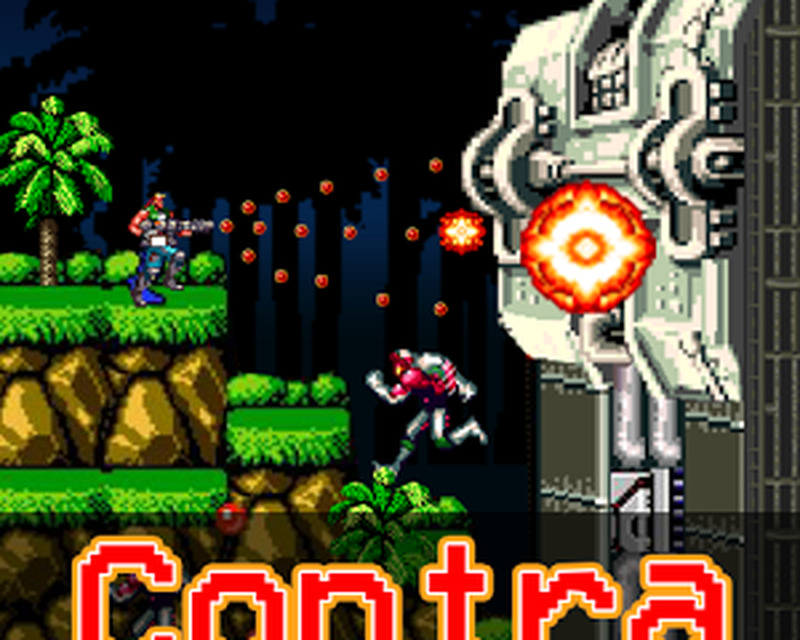 Classic Contra Soldier Android - Free Download Classic