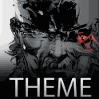 Ícone do Metal Gear Solid UCCW theme
