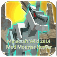 MODS HUNTER FOR MINECRAFT WIKI APK Icon
