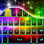 Teclado de temas de color