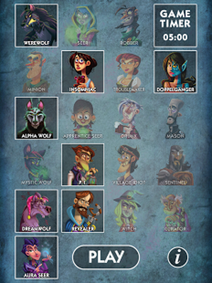 One Night Ultimate Werewolf Android - Free Download One